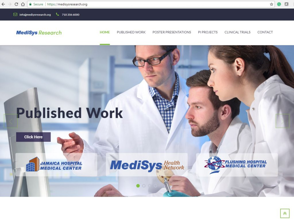 medisys corp Medisys quality in everything we do we are a service oriented and fully certified provider our entire process is focused on delivering accurate and timely results to our clients our reference lab have the latest technology, an integrated emr and season md's who carefully evaluate the results that we provide.